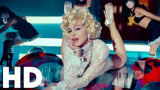 Смотреть клип Madonna - Give Me All Your Luvin