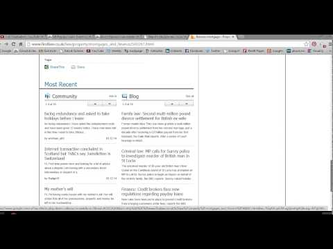 Reverse Mortgage Loans online UK