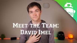 Meet the Team   David Imel