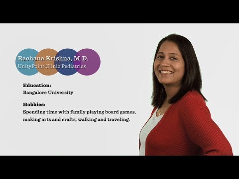 Rachana Krishna | Pediatrics Cedar Falls
