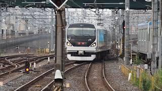 【2019-10-08(火) 】宇都宮線からの団体列車