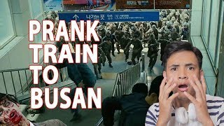 Download lagu PRANK ZOMBIE TRAIN TO BUSAN Auto Ngakak MP3