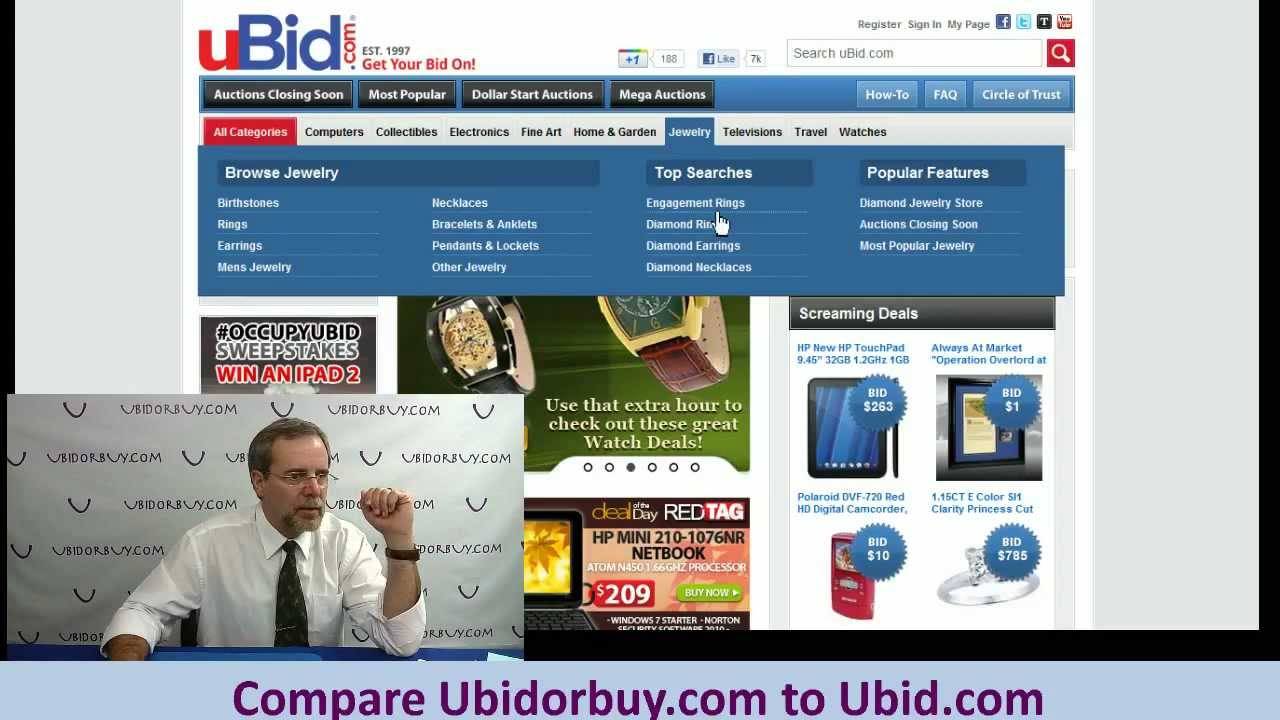 Ubid Research paper Example