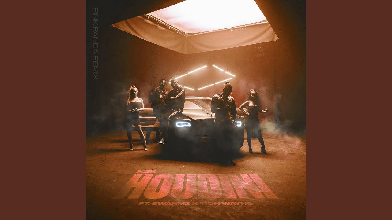 Houdini (feat. Swarmz & Tion Wayne) (Pink Panda Remix)