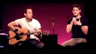 "Jeremy Jordan - ""Stay Awhile"" 02/01/10"