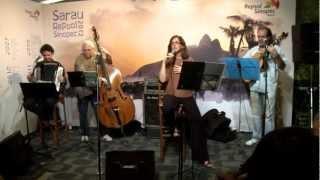 Sarau Repsol Sinopec 30/05/2012 - Jackie Hecker - Estrela, estrela