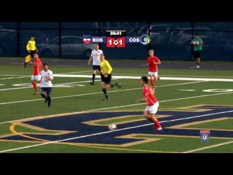 Boston City FC 1 NY Cosmos B 1 - Highlights
