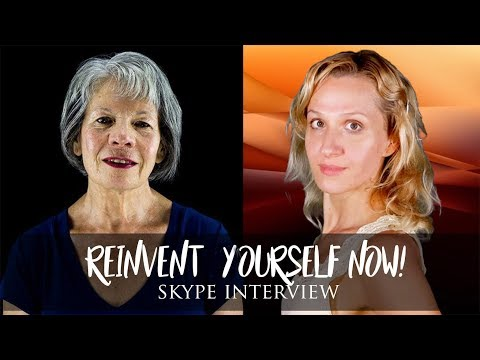 Reinvent Yourself!  Presence & People Lying ➤ Powerful Interview with a 70 Year Old Sovereign Coach
