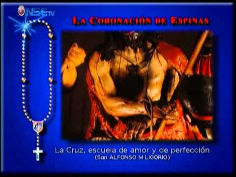 Rezo del Santo Rosario Misterios Doloros