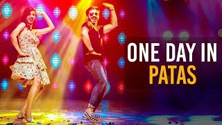 One Day In Patas | Anchor Ravi - A Day On The Sets Of #Patas Show