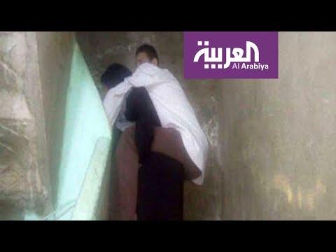صباح العربية: مصرية تحمل زوجها على ظهرها  - نشر قبل 1 ساعة