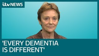 Author Nicci Gerrard: What I learned from my father's dementia | ITV News