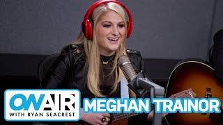Meghan Trainor Shares Career Turning Point   On Air with Ryan Seacrest