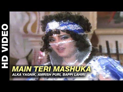 Main Teri Mashuka - Aaj Ka Arjun | Alka Yagnik, Amrish Puri, Bappi Lahiri | Jaya Pradaan