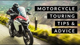 Expert advice on motorcycle tours & holidays