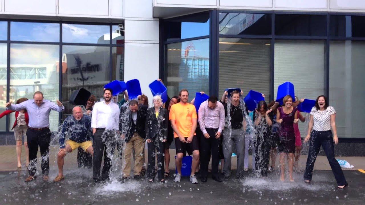 Stewart Mckelvey St John S Als Ice Bucket Challenge