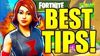 COMMENT GAGNER VS BONS JOUEURS! COMMENT GET BETTER AT FORTNITE How to Be GOOD at FORTNITE CONSOLE TIPS!