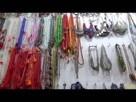 Women Fashion Jewellery | Jewellery  in Varanasi Streets | Beads Shop