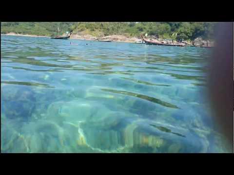 SNORKELLING AT FREEDOM BEACH | PHUKET | THAILAND