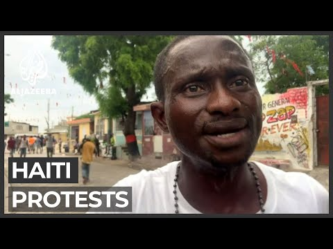 Haiti protests: Anger over killings by armed gangs