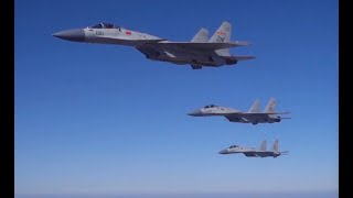 Baixar Exclusive footage of China's J-15 fighter jets