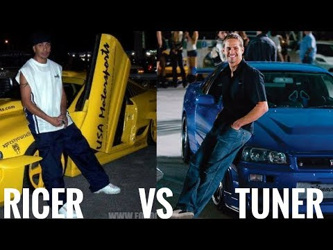RICER VS TUNER FUNNY COMPILATION MUST WATCH!! (PART 1/2)