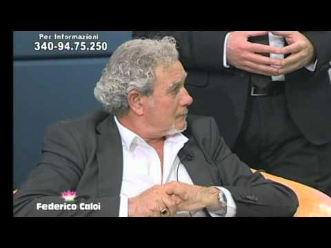 L'Artista ANTONIO D'AMICO Ospite al talk Show (20 min.)