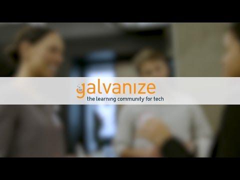 Employer Networking at Galvanize
