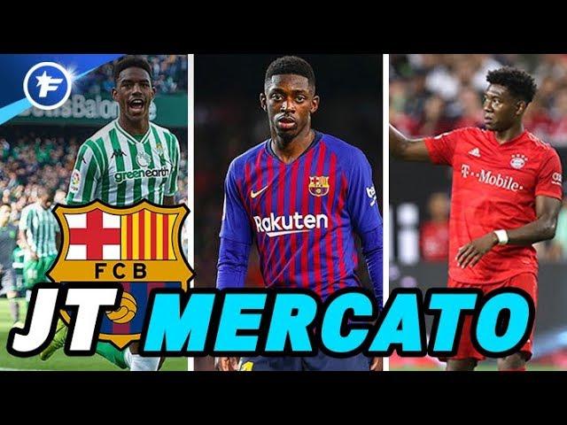 Le FC Barcelone sagite en coulisses   Journal du Mercato