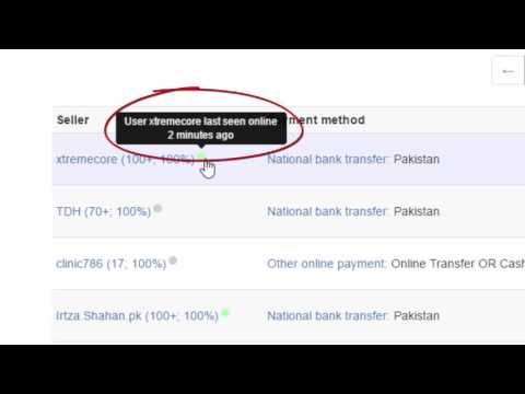 How to Buy and Sell BTC (Bitcoin) in everywhere in the world guide in Urdu Hindi