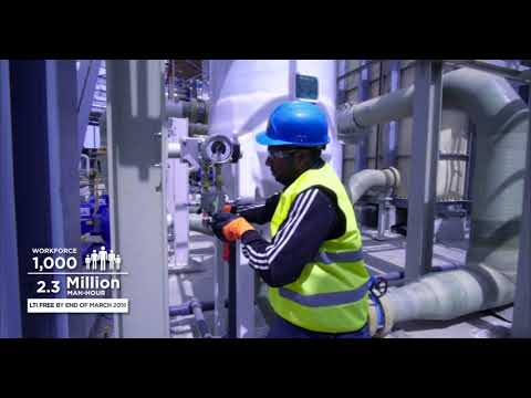 El Galalah Water Desalination Plant - 2018