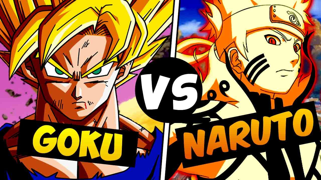 debate discussion goku vs naruto dbz vs naruto shippuden j stars victory vs gameplay youtube