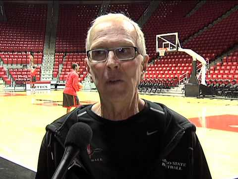 Steve Fisher Interview 12/03/10