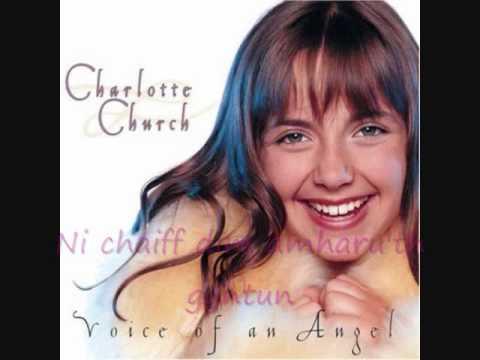 Charlotte Church - Suo Gan (Lyrics)