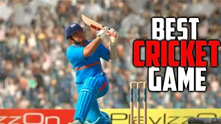 Sachin Saga!! Best Cricket Game For Android 2017
