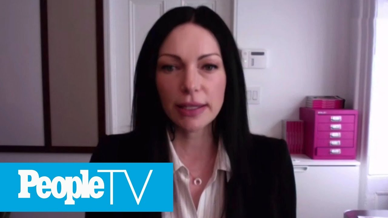 Laura Prepon On Inspiration Behind New Book 'You & I, as Mothers' | PeopleTV