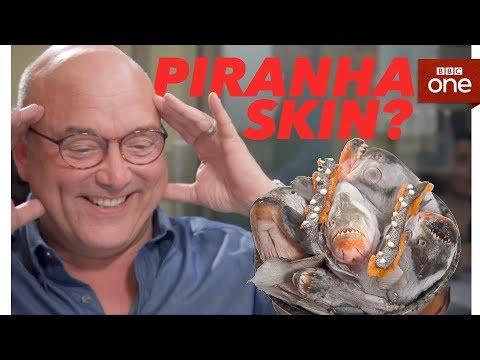 Scott Sloan - Chef Busted At LAX With 40 Piranhas In His Bag