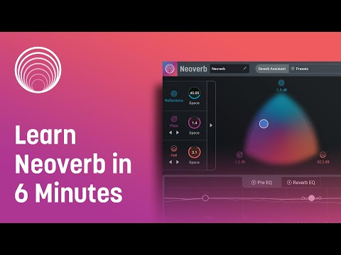 Learn Neoverb in 6 Minutes | iZotope