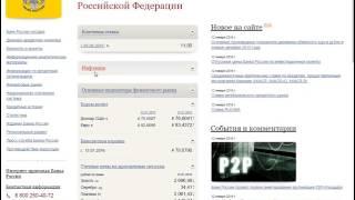 видео Отчетность Банка России