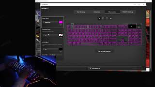 Apex Pro Keyboard: how to setup your RGB lighting