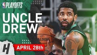 Kyrie Irving Full ECSF Game 1 Highlights vs Bucks 2019 NBA Playoffs - 26 Pts, 11 Ast, 7 Reb!