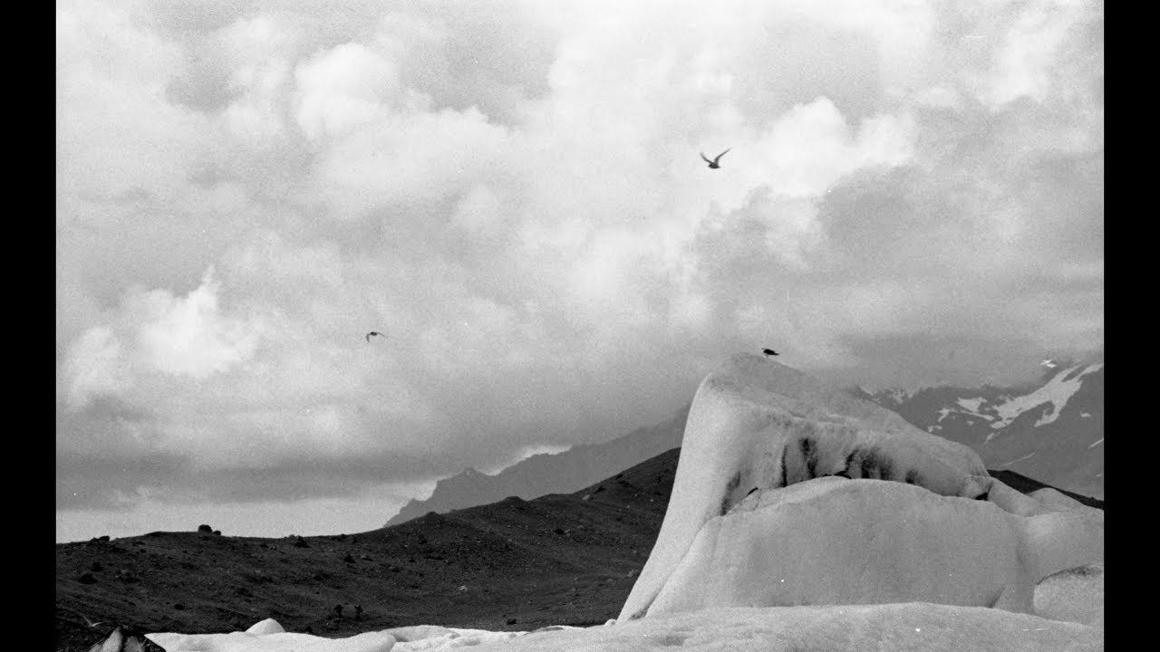 Chen Chieh Wei:Black and white photography(Iceland, 2014)4K