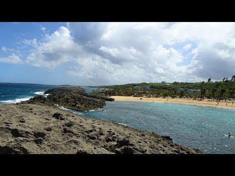 Beautiful Beach Day | Puerto Rico Beaches After Hurricane Maria