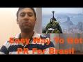 How To Get Brasil Permanent Residency