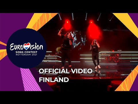 Blind Channel - Dark Side - Finland 🇫🇮 - Official Video - Eurovision 2021