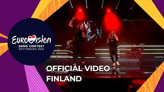 Blind Channel - Dark Side - Finland 🇫🇮 - National Final Performance - Eurovision 2021