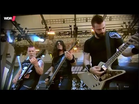 Annihilator   at Rock Hard 2014 Full Concert ᴴᴰ