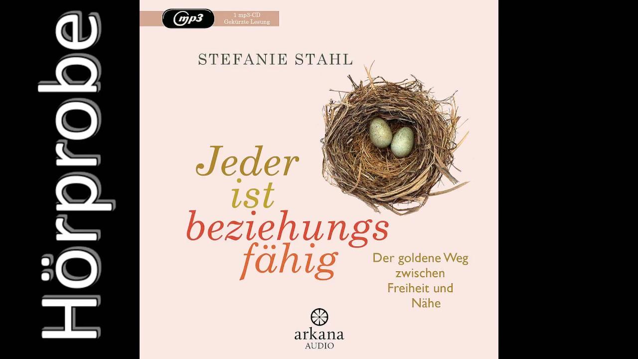 Stefanie Stahl Das Kind In Dir Muss Heimat Finden Horprobe Youtube