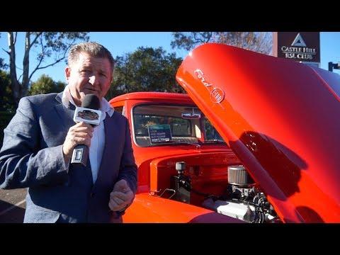Castle Hill RSL Rattle & Hum Car Show: Classic Restos Series 35