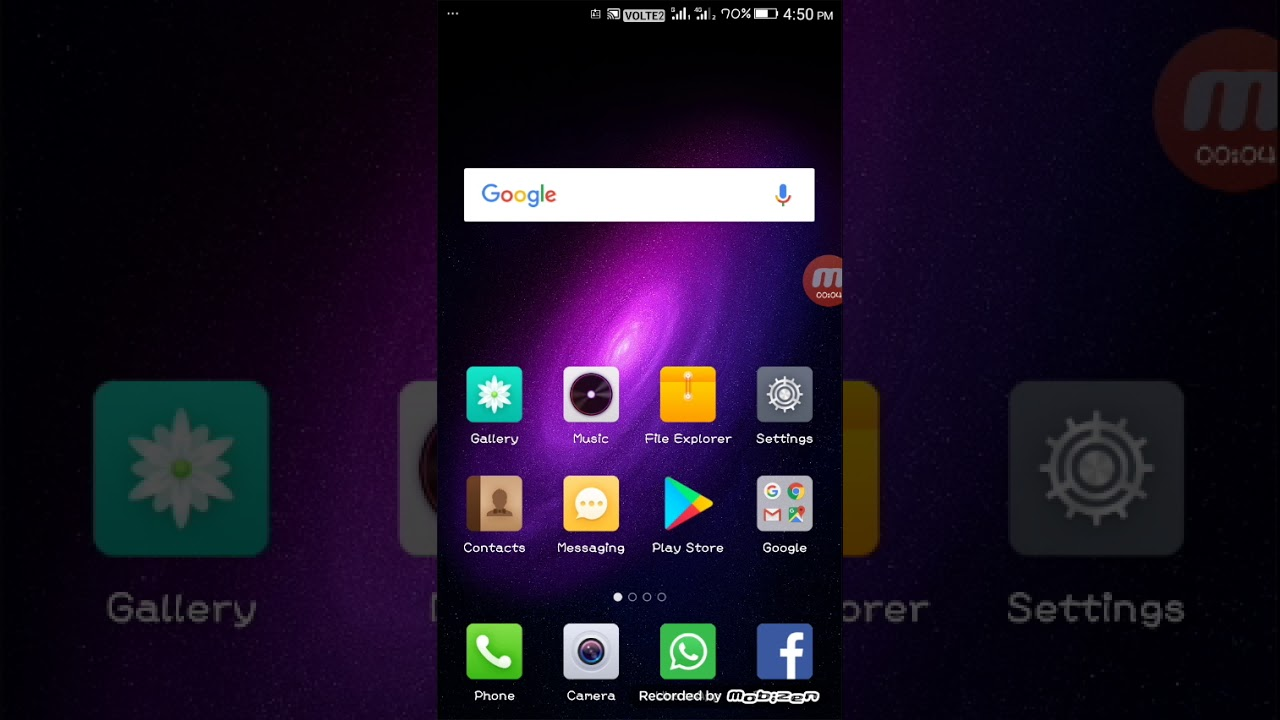 how to turn off the guest mode in gionee mobiles
